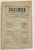 Revista JUNIMEA MOLDOVEI DE NORD - martie 1920, Botosani