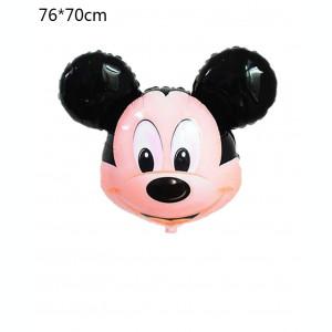 Balon folie  Mickey Mouse Disney - 76x70cm cap