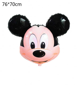 Balon folie  Mickey Mouse Disney - 76x70cm cap foto