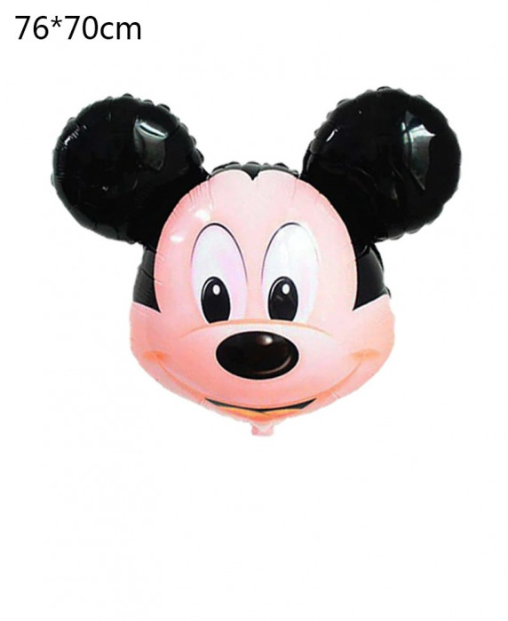 Balon folie  Mickey Mouse Disney - 76x70cm cap