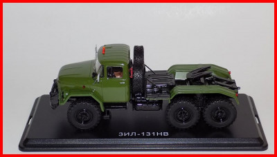 Macheta ZIL 131 NV (scara 1/43) Start Scale Models - SSM foto