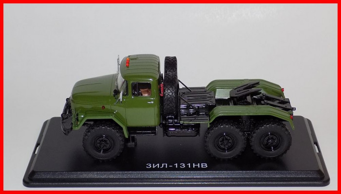 Macheta ZIL 131 NV (scara 1/43) Start Scale Models - SSM