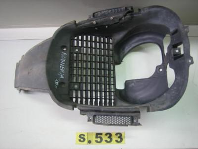 Carena plastic caroserie interioara radiator Gilera Runner 50 125 180 200cc 1998 - 2005 foto