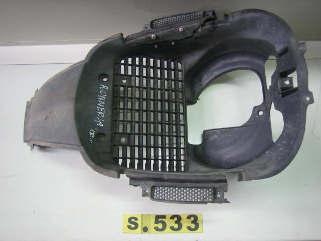 Carena plastic caroserie interioara radiator Gilera Runner 50 125 180 200cc 1998 - 2005