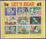 Cumpara ieftin DB1 Disney Palau Invatati sa cititi MS MNH, Nestampilat