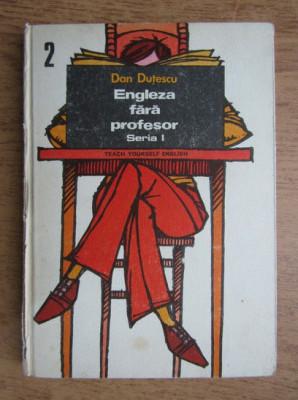 Dan Dutescu - Engleza fără profesor ( vol. II ) foto