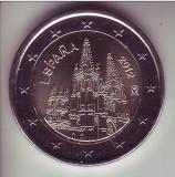 moneda SPANIA 2 euro comemorativa 2012-UNC