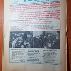 Revista radio-tv saptamana 15-21 noiembrie 1981