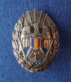 Insigna militara - Academia navala romana - tema marina - rara