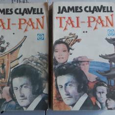TAI-PAN - James Clavell 2 volume