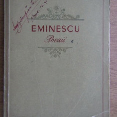 Mihai Eminescu - Poezii 1953