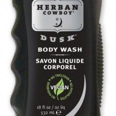 Gel de dus Dusk, Herban Cowboy, 532 ml