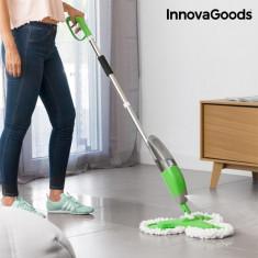 Mop Triplu cu Pulverizator InnovaGoods