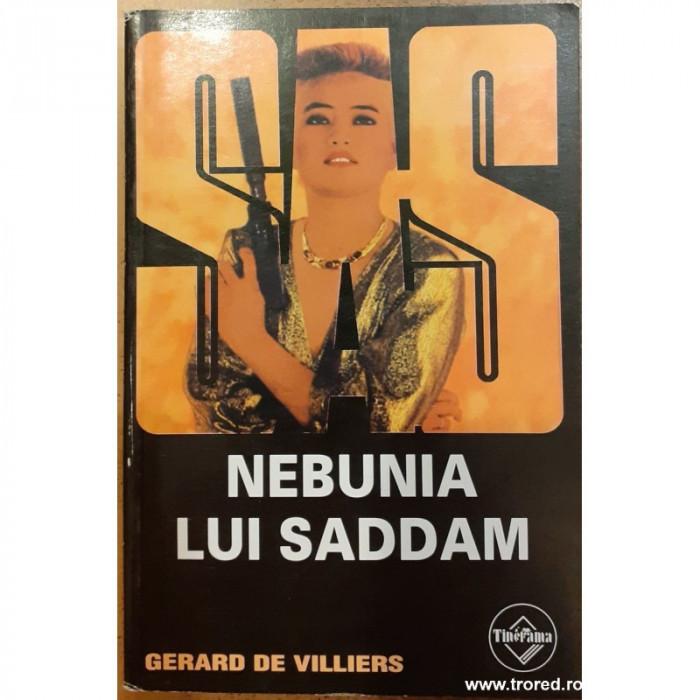 Nebunia lui Saddam. Colectia SAS