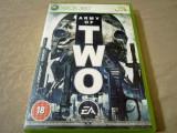 Army of Two, XBOX 360, original, alte sute de titluri, Shooting, 18+, Multiplayer, Ea Games