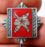 I.201 INSIGNA MILITARA JUGOSLAVIA YUGOSLAVIA IUGOSLAVIA ACADEMIA MILITARA