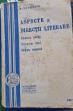 ASPECTE  SI DIRECTII  LITERARE  N DAVIDESCU  PRINCEPS