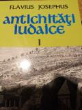 ANTICHITATI  IUDAICE VOL I (1) - FLAVIUS JOSEPHUS, HASEFER 1999 ,597 PAG