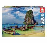 Cumpara ieftin Puzzle Krabi, Thailand, 2000 piese, Educa