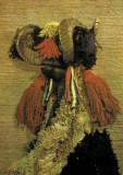 Carte postala SV209 Suceava - Muzeul National al Bucovinei - Masca de berbec