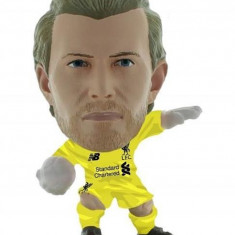 Figurina Soccerstarz Liverpool Loris Karius Home Kit