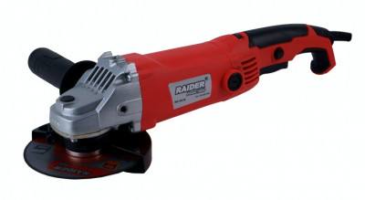 Flex 125 mm x 1150 W cu viteza reglabila Raider Power Tools foto