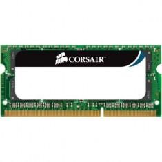 Memorie Corsair SODIMM, DDR3, 4Gb, 1066Mhz CMSA4GX3M1A1066C7