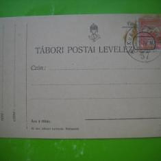 HOPCT 179 W - 1916   CARTE POSTALA PRIZONIERI DE RAZBOI
