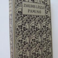 Pamino (lb. maghiara) - Zsoldos Laszlo