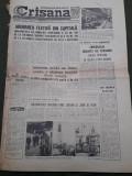 Ziar Crisana Oradea Bihor 10 mai 1975