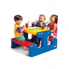 Masa de picnic Little Tikes pentru 4 copii