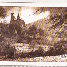 bnk cp Castelul Bran - Vedere dinspre vest - necirculata
