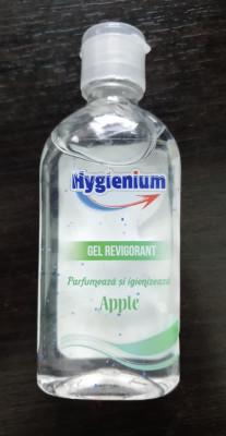 Gel antibacterian Hygienium igienizant 85ml Mar Avizat de Ministerul Sanatatii pe stoc foto