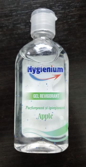 Gel antibacterian Hygienium igienizant 85ml Mar Avizat de Ministerul Sanatatii pe stoc