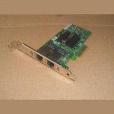 Cumpara ieftin HP NC360T Dual-Port Gigabit NIC PCI-E Server Adaptor Card DP FH 412651-001