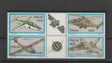 Aviatie ,embleme ,1983, Italia.