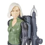 Figurina Avengers 12 Inch Titan Hero Power Pack Black Widow
