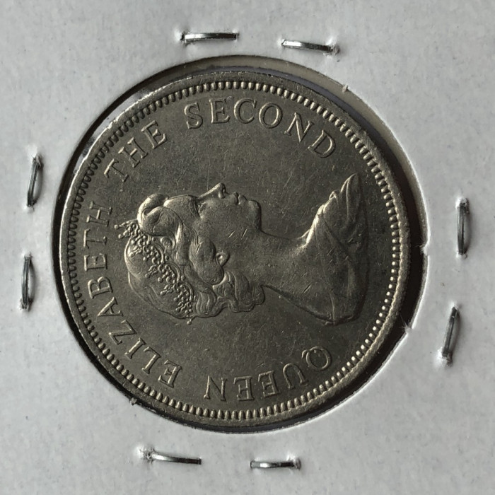 P577 JERSEY 10 NEW PENCE 1975