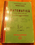 Matematica clasa XI Trunchi comun + Curriculum diferentiat de Mircea Ganga