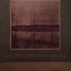 LEVITAN 1861 - 1900 - A . M . CORDESCU