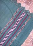 Patura/carpeta/COVERTURA VECHE TARANEASCA TRADITIONALA confectionata manual,T.GR