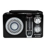 Radio portabil WAXIBA XB-123N Negru
