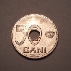 50 Bani 1921 AUNC