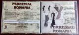 CD PERRENIAL / PERENNIAL ROMANIA, 1995:Enescu/Negrea/Rogalski/Dragoi/Silvestri+