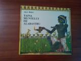 TAINA MUNTELUI DE ALBASTRU - Anca Balaci - VAL MUNTEANU (ilustratii) - 1991, 46p