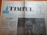 """Ziarul timpul 17 februarie 1990-articolul """"petre tutea omul """""""
