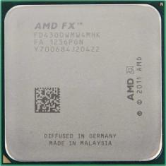 Procesoare Amd FX 4100 , 4170 , 4300  socket AM3+ plus cooler!