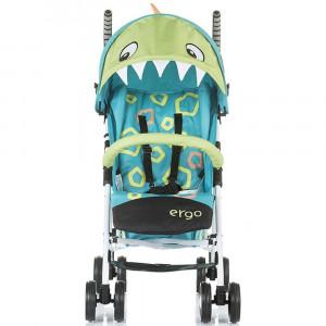 Carucior sport Chipolino Ergo Blue Baby Dragon