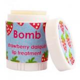 Balsam de buze tratament Strawberry Daiquiri Bomb Cosmetics 4.5 g