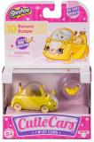 Cutie Cars Pachet cu 1 masinuta, Banana Bumper, Seria 2